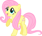 Fluttershy wingless - adorable