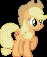 Adorable Ol' Applejack. by LilCinnamon
