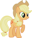 Adorable Ol' Applejack.