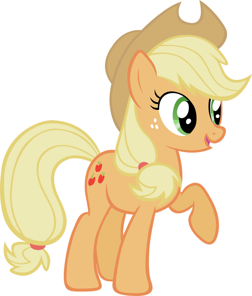 Applejack by LilCinnamon