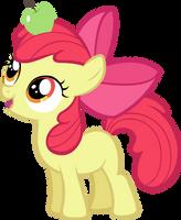 Apple Bloom by LilCinnamon