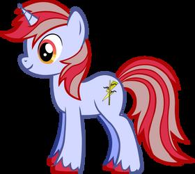 Cinnamon - Ponysona vector.