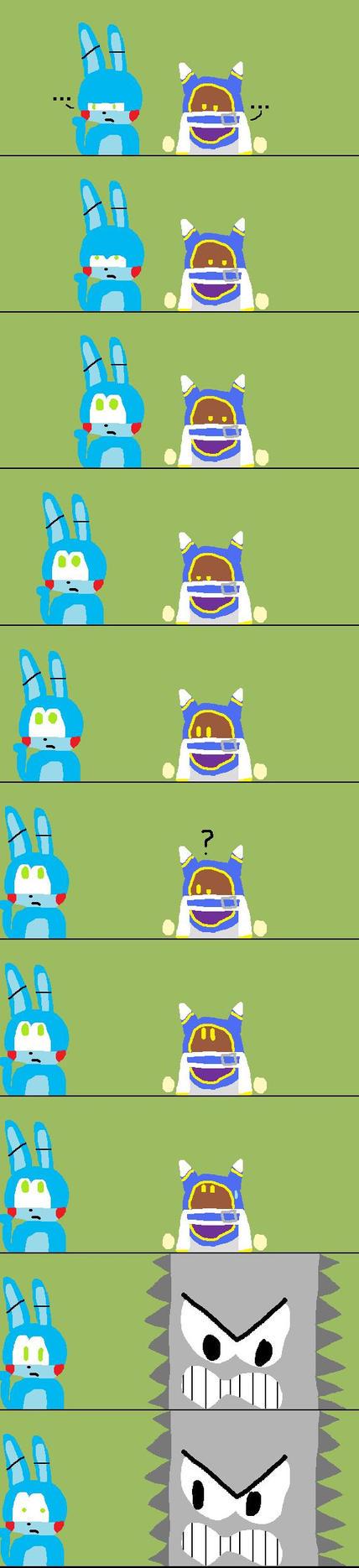 Little Comic by magolorandmarx
