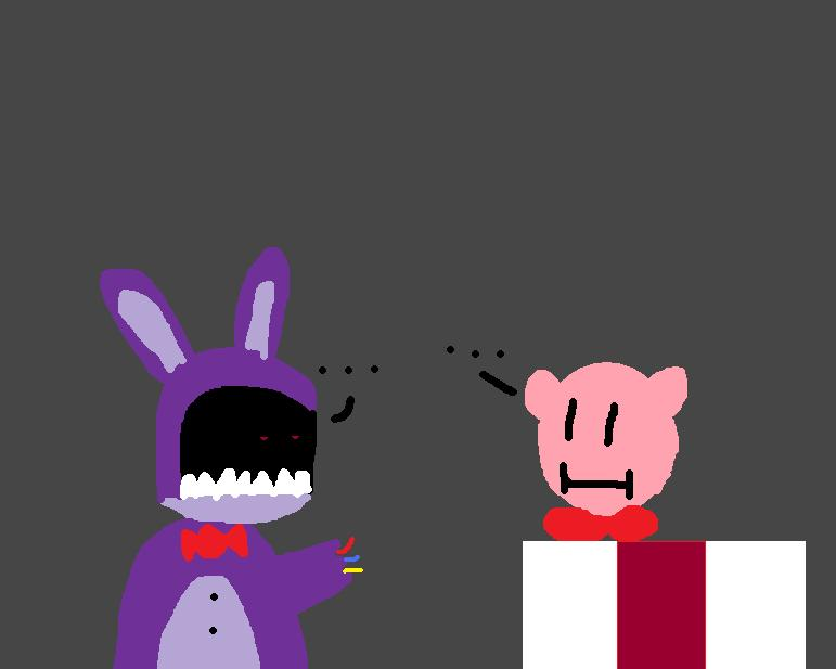 Kirby And Bonnie by magolorandmarx
