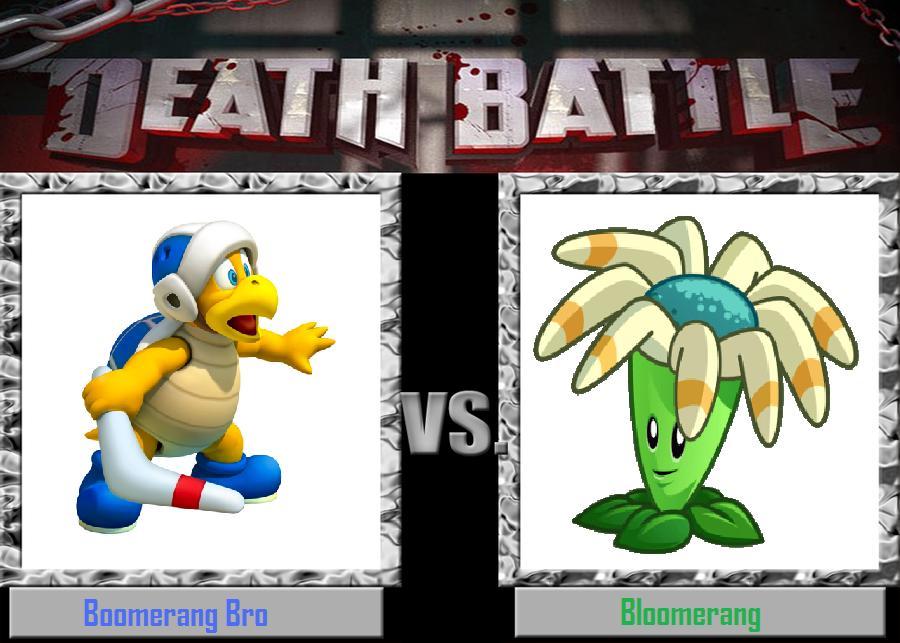 Boomerang Death Battle by magolorandmarx