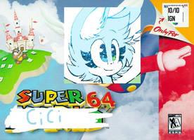 Super Cici 64 by magolorandmarx