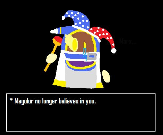 Disbelief Magolor by magolorandmarx