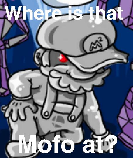 MOFO by magolorandmarx