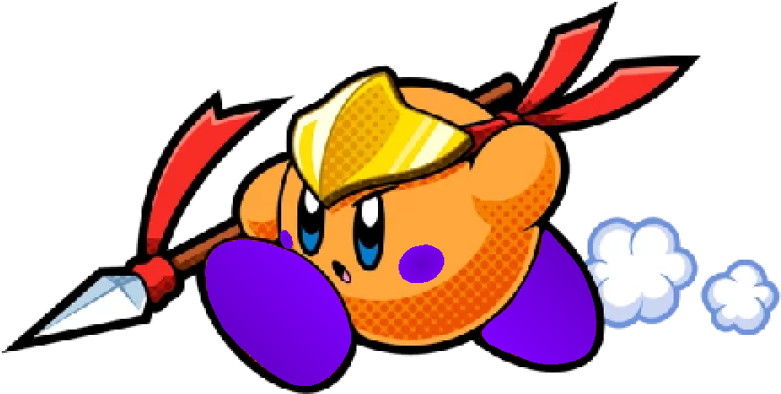 Ross in Kirby Battle Royal by magolorandmarx