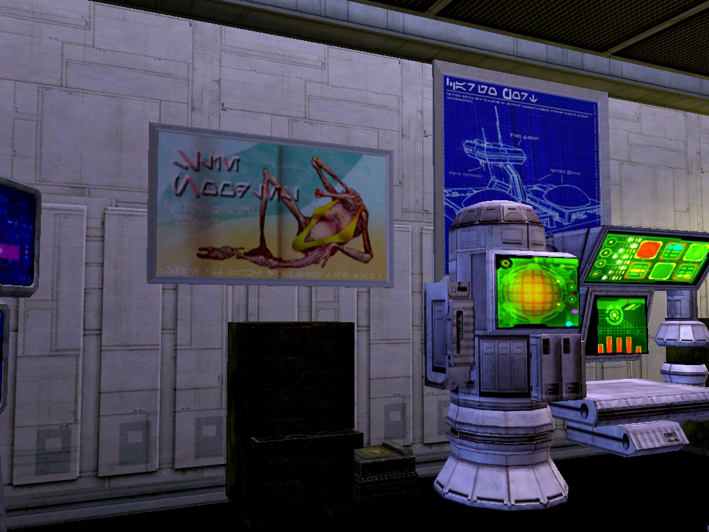 Crafting Room SWG by Starwarsgalaxies76