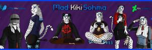 Mad Kiki Sohma Banner