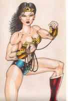 Wonder Woman by eoshek