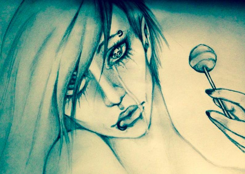 Dead Doll Eyes by ReinsQueen