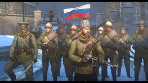 White army