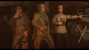 Chernov last battle
