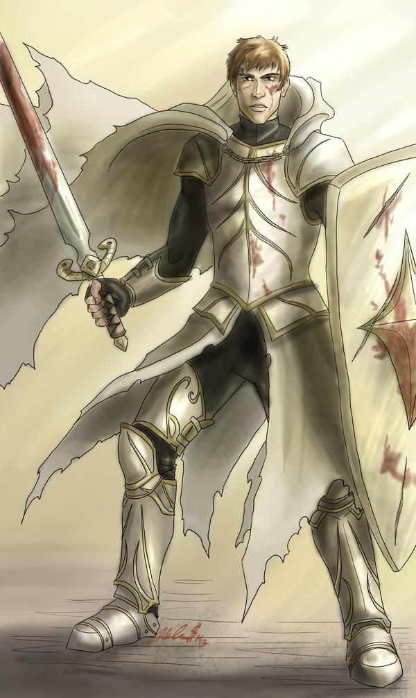 My Knight by Xakriuth