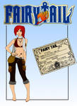 Fairy Tail OC Arisielle