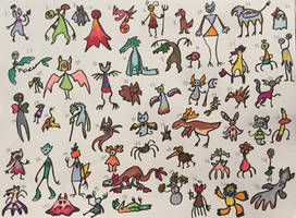 Huge Original Adopt Sheet by Vilarinites