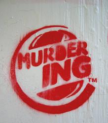 Murder Ing Stencil by koh-dee
