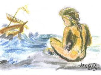 Costa Perdida - Lost Shore by ElNordico