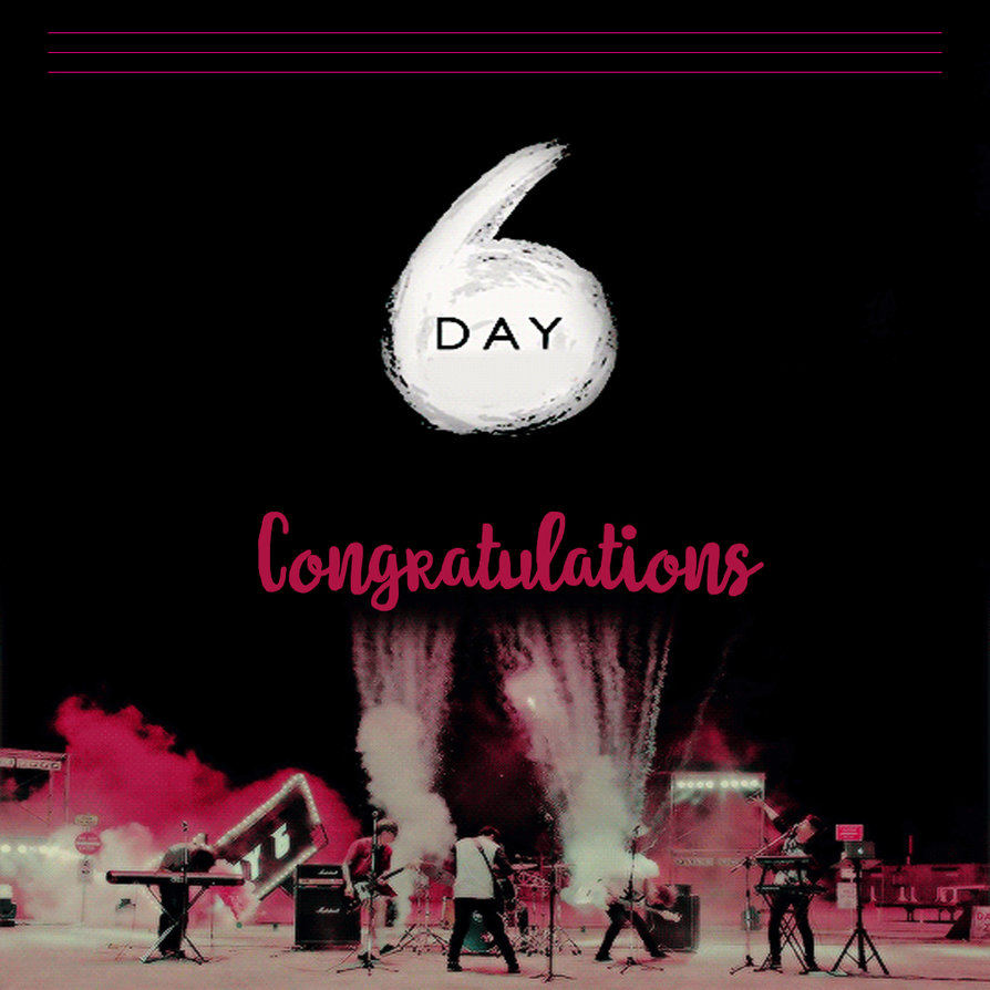 Top 12 Free Download Day6 Congratulations - Gorgeous Tiny