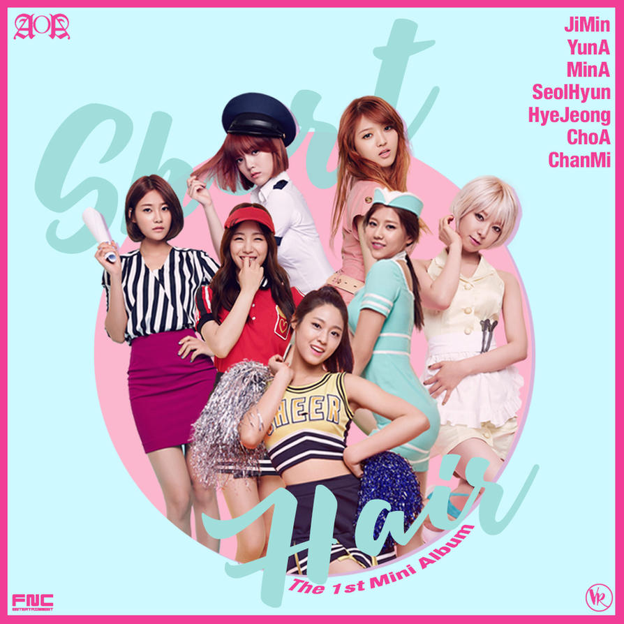 Image result for AOA – Short Hair