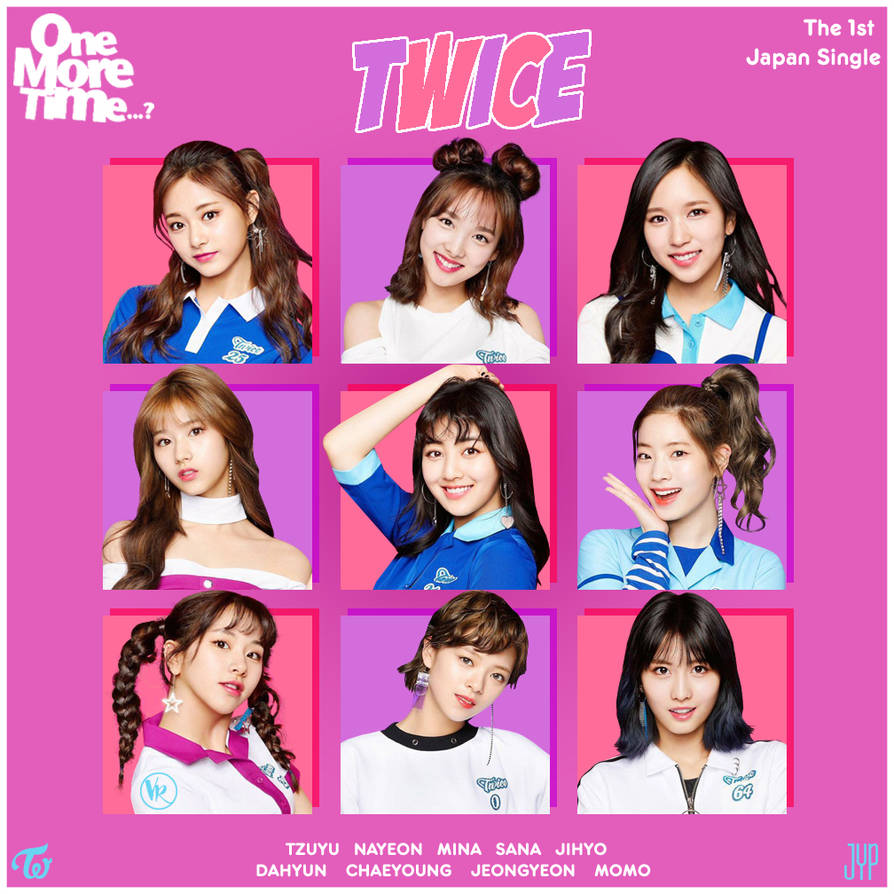 Twice One More Time 1 By Vanessa Van3ss4 On Deviantart