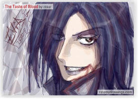 +..The Taste Of Blood..+