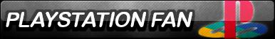 PlayStation Fan Button (Logo Version)