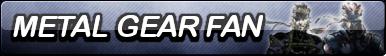 Metal Gear Fan Button