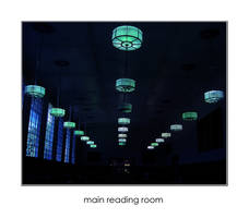 Main Reading Room by stephie