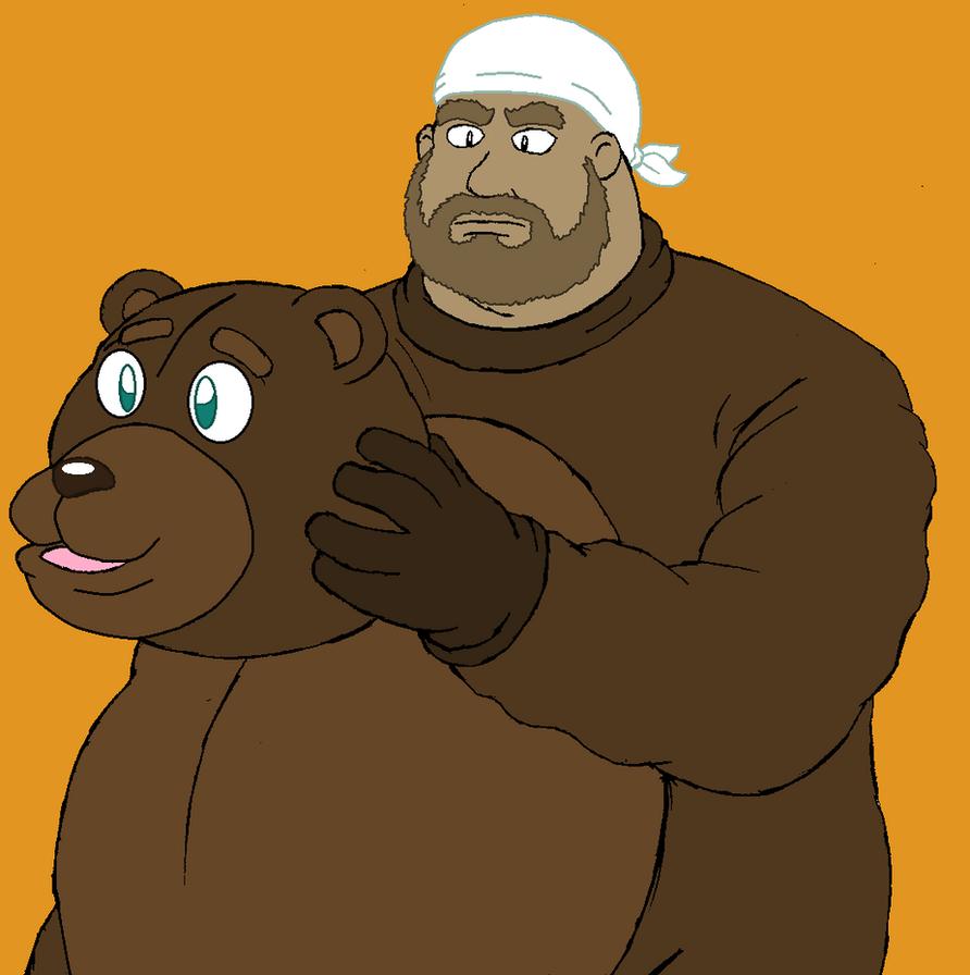 Mr Bear! by Hide-T-Revo
