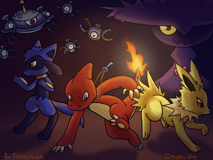 PMD Overthrown by mystic-blat