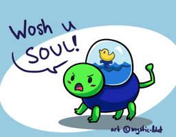 wosh u SOUL by mystic-blat