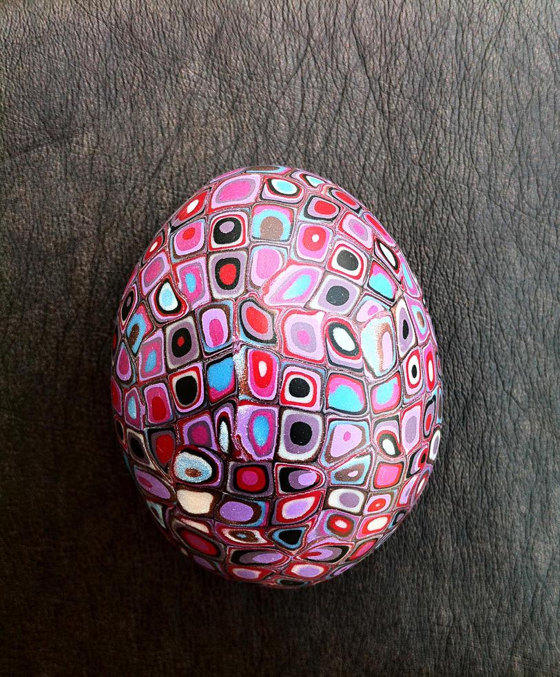 Dragon Egg 'Focused Creativity' by KatherineReedKS