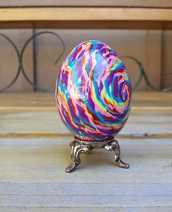 Dragon Egg 'Dragon Breath Opal' by KatherineReedKS