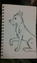 Just a Woofer by WOLF-stripes