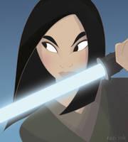 Mulan the Jedi