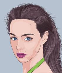 Portrait by Tirrithx