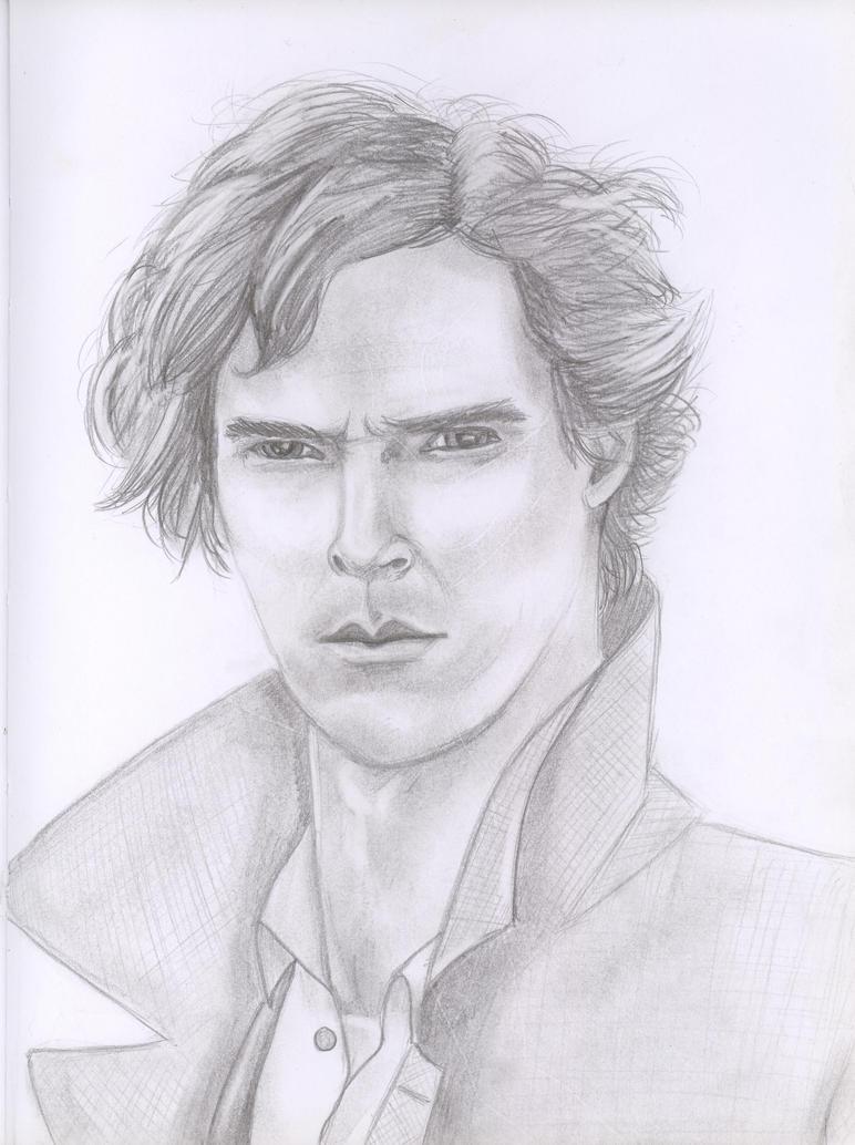 Sherlock by KopyKunoichi