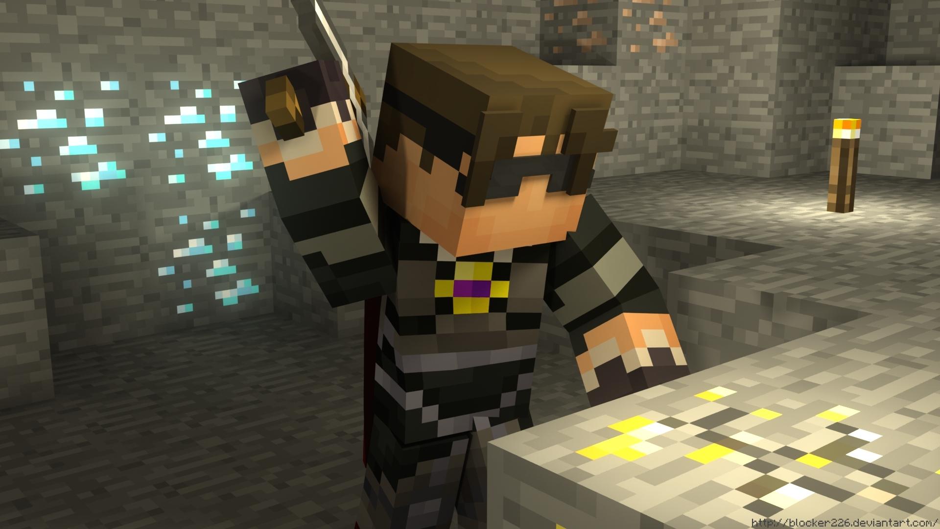 Skydoesminecraft Fan Art Tumblr Minecraft Budder Over Diamonds By Blocker Dg