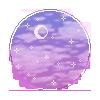 Pastel sky by TruffyLove
