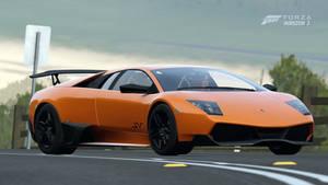 [2010] Lamborghini Murcielago LP 670-4 SV