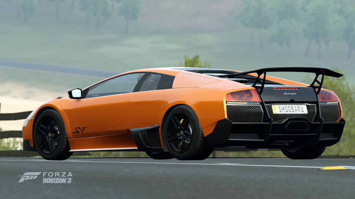 2010 Lamborghini Murcielago Lp 670 4 Sv By Shoobarubaja On Deviantart