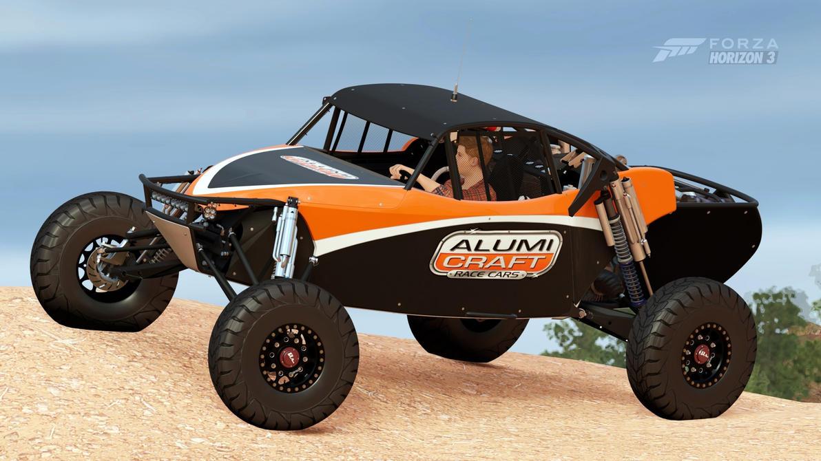 Alumi Craft Class  Race Car Forza Horizon