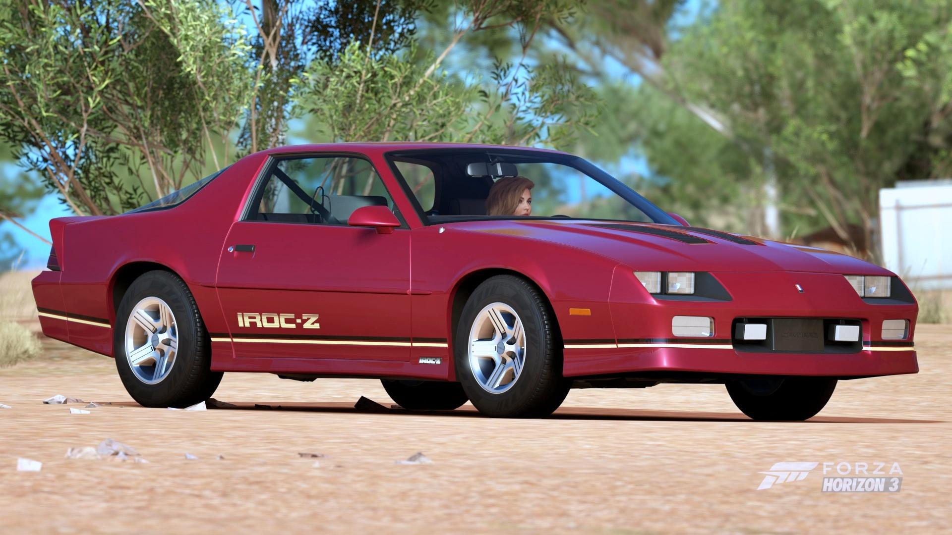 Get 1990 Chevrolet Camaro Iroc-Z
