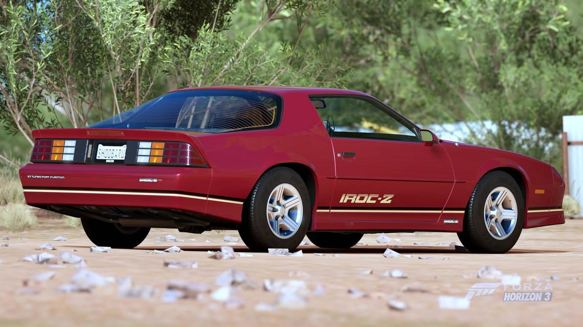 1990] Chevrolet Camaro IROC-Z/28 by ShoobaruBaja on DeviantArt