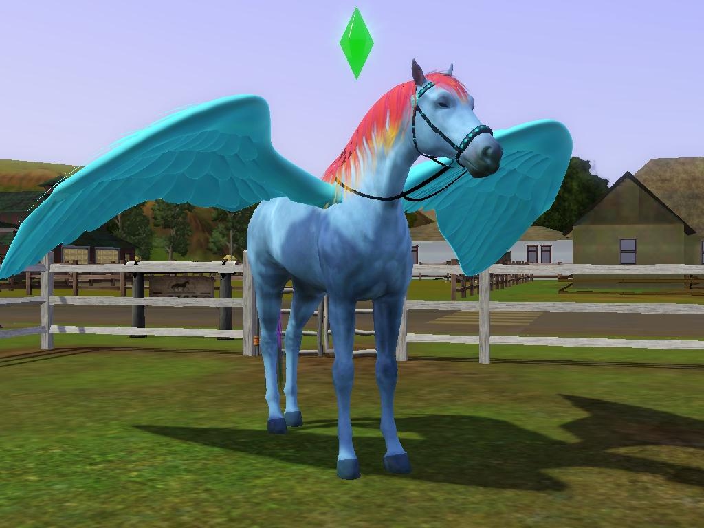 Sims Pets