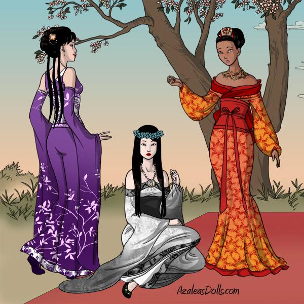 Ashara Dayne Art