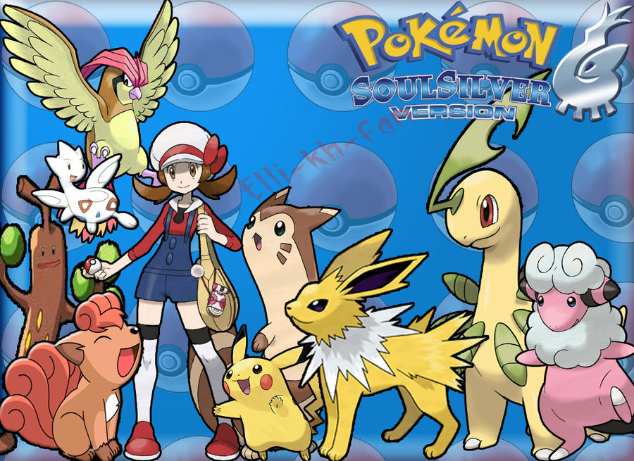 Pokemon Soul Silver Free Download Android